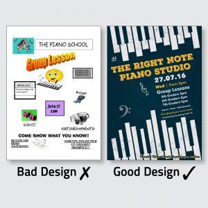 Bad & Good Design
