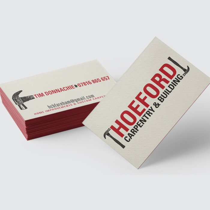 Business cards - UK Flyers
