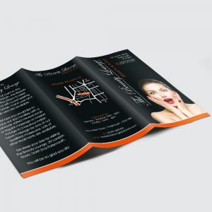 Folded Leaflets and Brochures